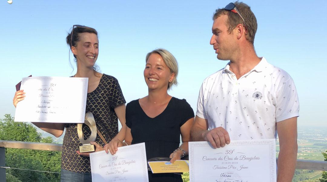 Concours des Crus du Beaujolais – Coupe Victor Pulliat
